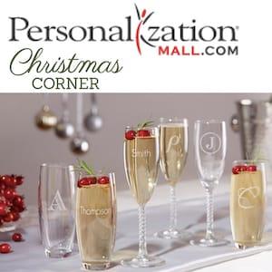 PersonalizationMall Christmas Corner
