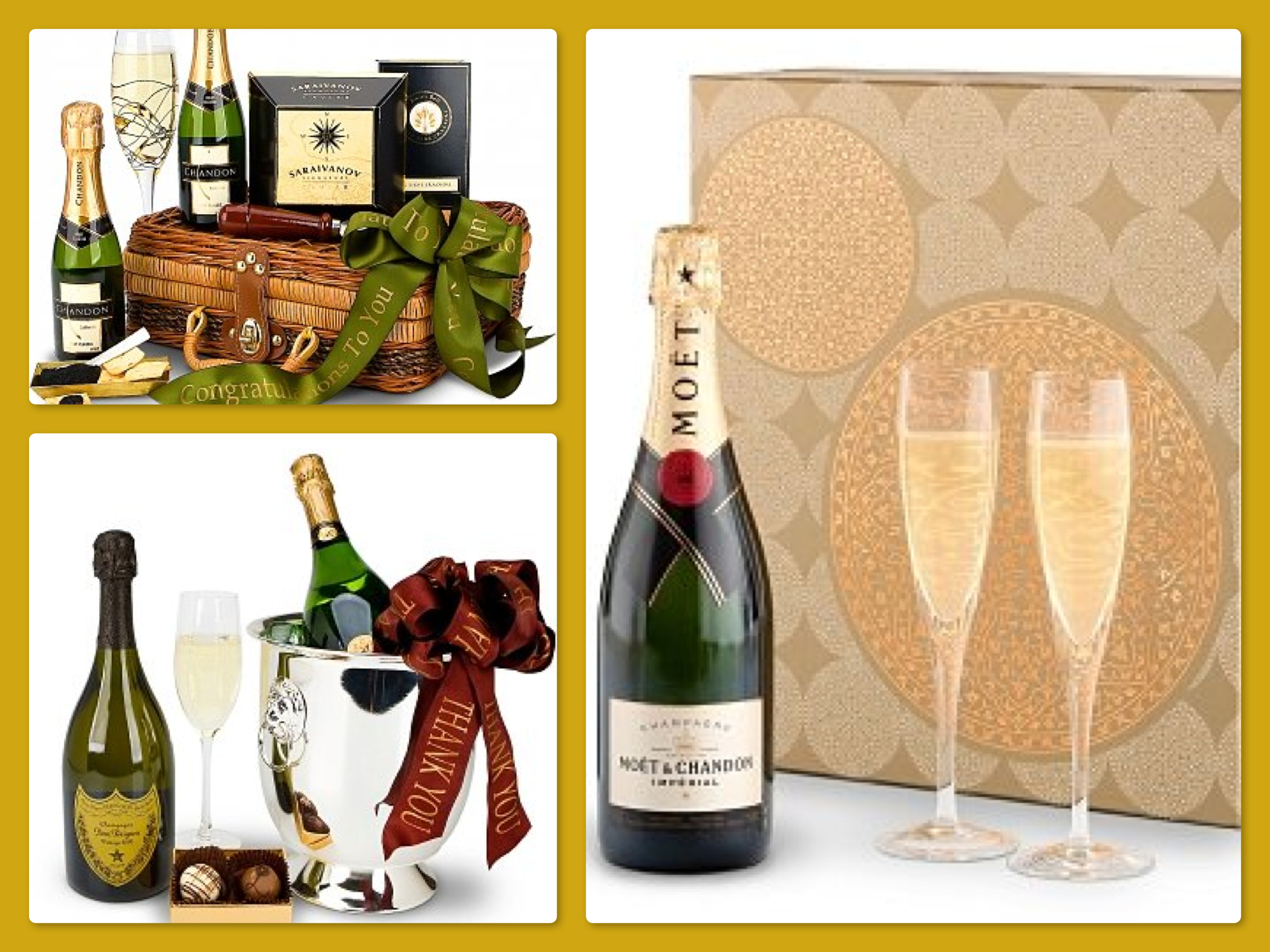 Celebrate Your Clients' Home Closing with Champagne | Best Real Estate Client Gifts