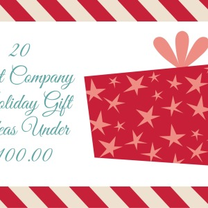 20 Best Realtor Holiday Gift Ideas Under $100