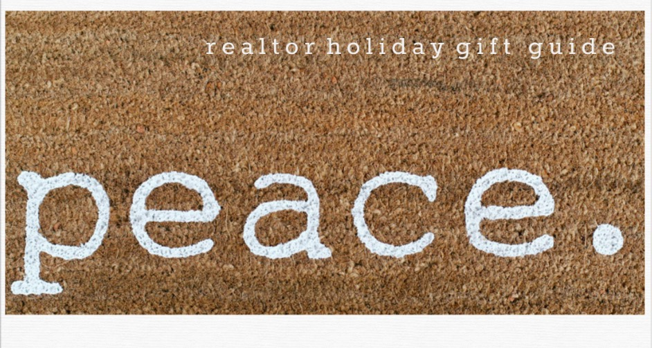 Realtor Holiday Gift Guide