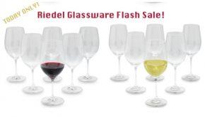 Riddle Wine Glasses Flash Sale