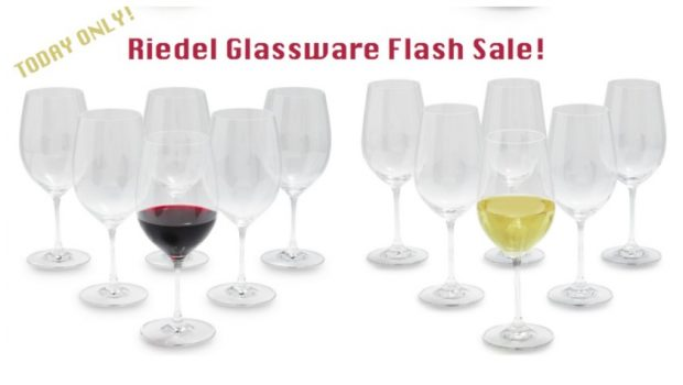Riddle Wine Glasses Flash Sale