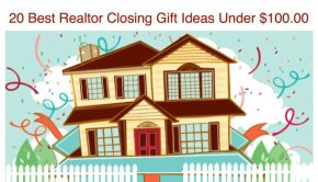 20 Best Realtor Closing Gift Ideas Under 100.00
