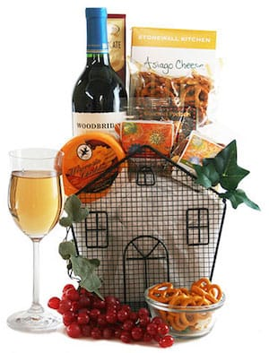 Move In Special - Realtor Closing Housewarming Gift Baskets