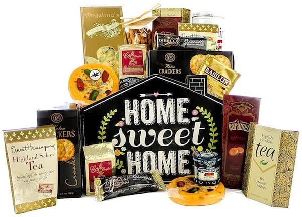 New Home Realtor Closing Housewarming Gift Basket