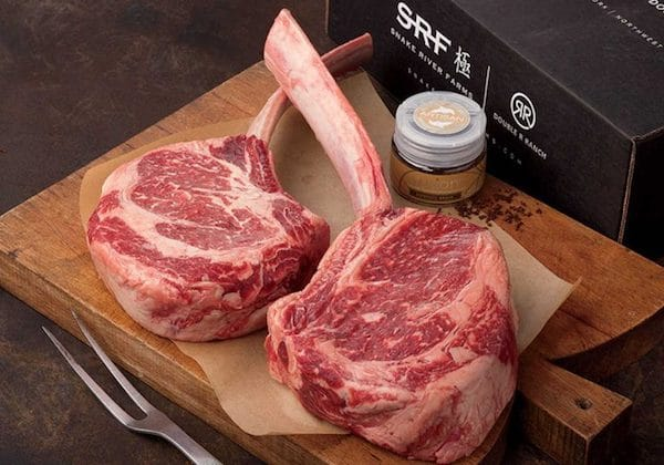 Tomahawk Steak Gift Box