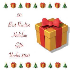 20 Best Realtor Holiday Gifts Under $100