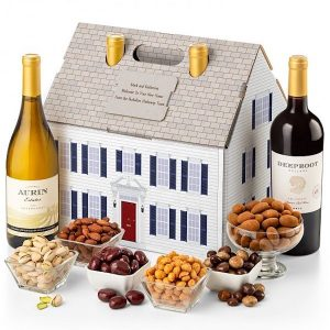 Welcome Home Wine Pairing Box Realtor Housewarming Closing Gift