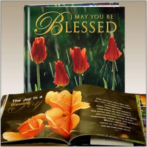 May You Be Blessed Inspirational Book