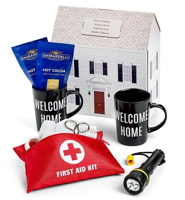Welcome Home Tools and Essentials Realtor Closing Housewarming Kit