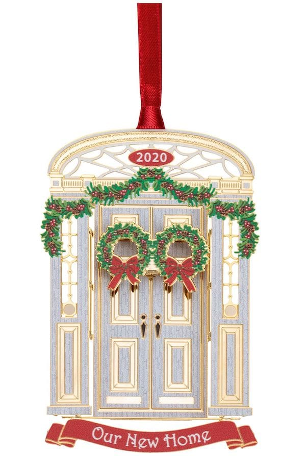 Beacon Design 2020 Annual Our New Home Ornament