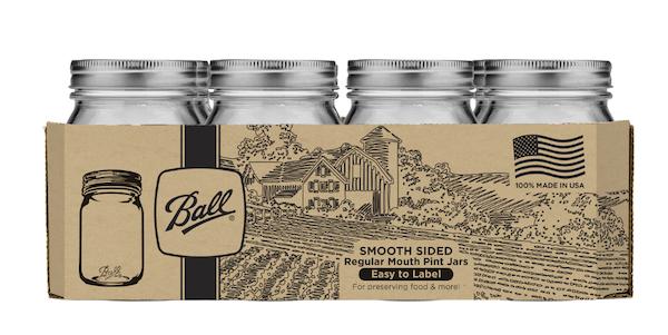 Ball Mason Jar Bulk Pack