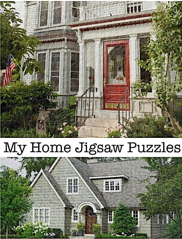 Create Your Own Home Jigsaw Puzzles