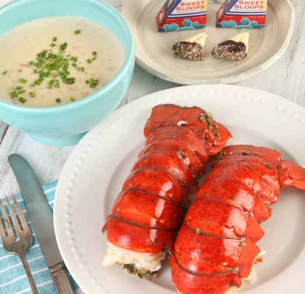 Lobster Dinner Realtor Closing Gift