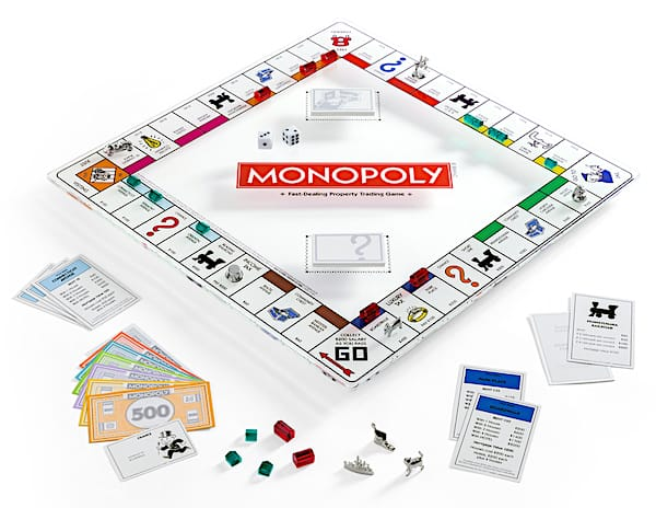 Monopoly Glass Edition Housewarming Realtor Closing Gift