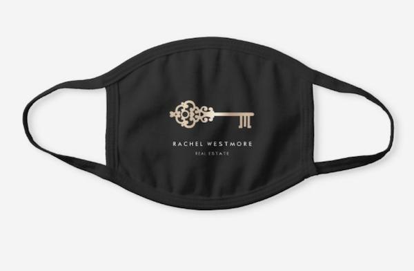 Realtor Custom Mask