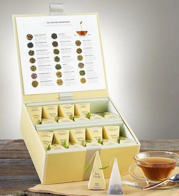 Tea Forte Tea Chest