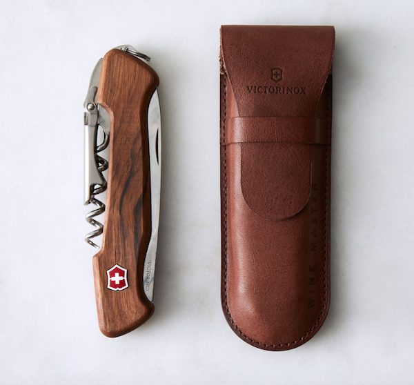 Walnut Victorinox Swiss Army Pocket Knife Housewarming Realtor Closing Gift for Him