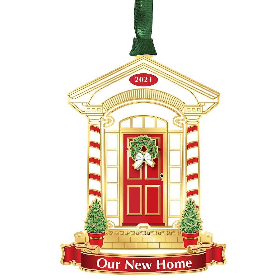 Beacon Design 2021 Annual Our New Home Ornament