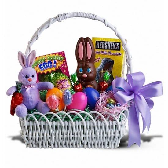 Easter Parade Basket