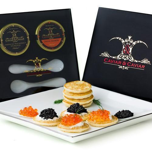 American Caviar Gift Set
